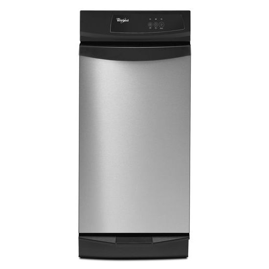 Whirlpool Gold® 15-inch Undercounter Trash Compactor with Clean Touch™ Console