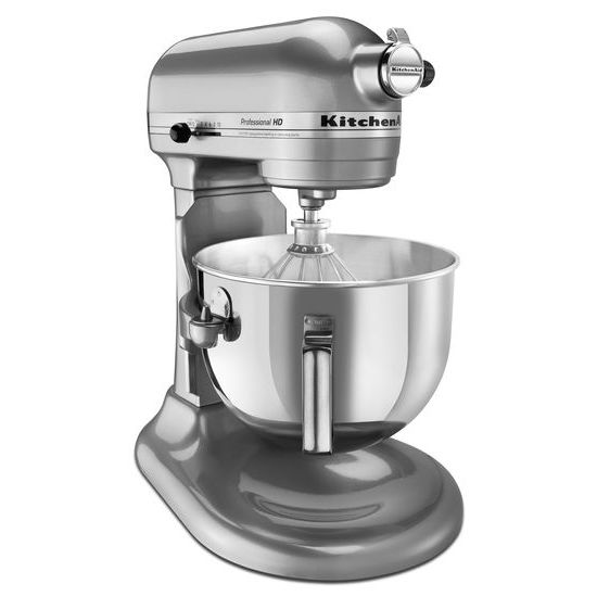 KitchenAid-Professional-HD-Series-5-Quart-Bowl-Lift-Stand-Mixer-KG25H0X thumbnail 19