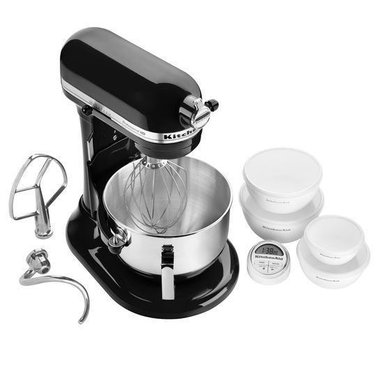 KitchenAid-Professional-HD-Series-5-Quart-Bowl-Lift-Stand-Mixer-KG25H0X thumbnail 32