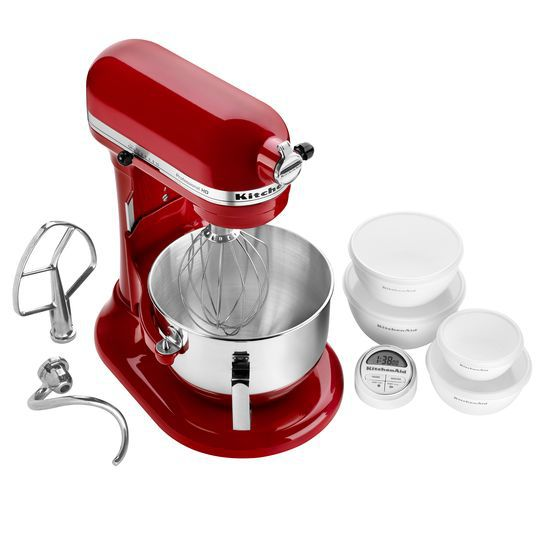 KitchenAid-Professional-HD-Series-5-Quart-Bowl-Lift-Stand-Mixer-KG25H0X thumbnail 14