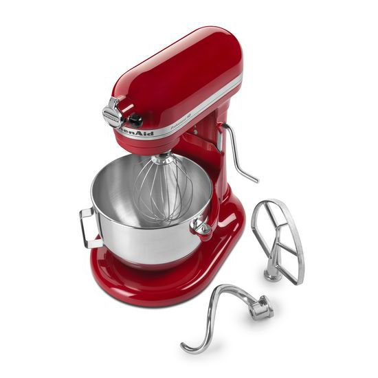 KitchenAid-Professional-HD-Series-5-Quart-Bowl-Lift-Stand-Mixer-KG25H0X thumbnail 15