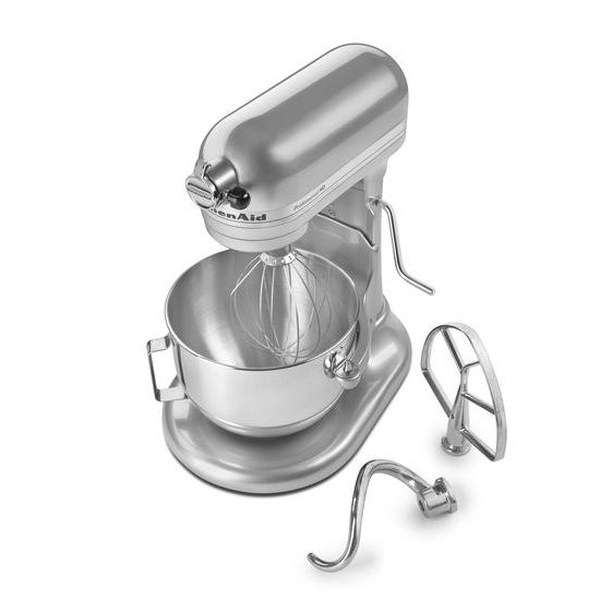 KitchenAid-Professional-HD-Series-5-Quart-Bowl-Lift-Stand-Mixer-KG25H0X thumbnail 25