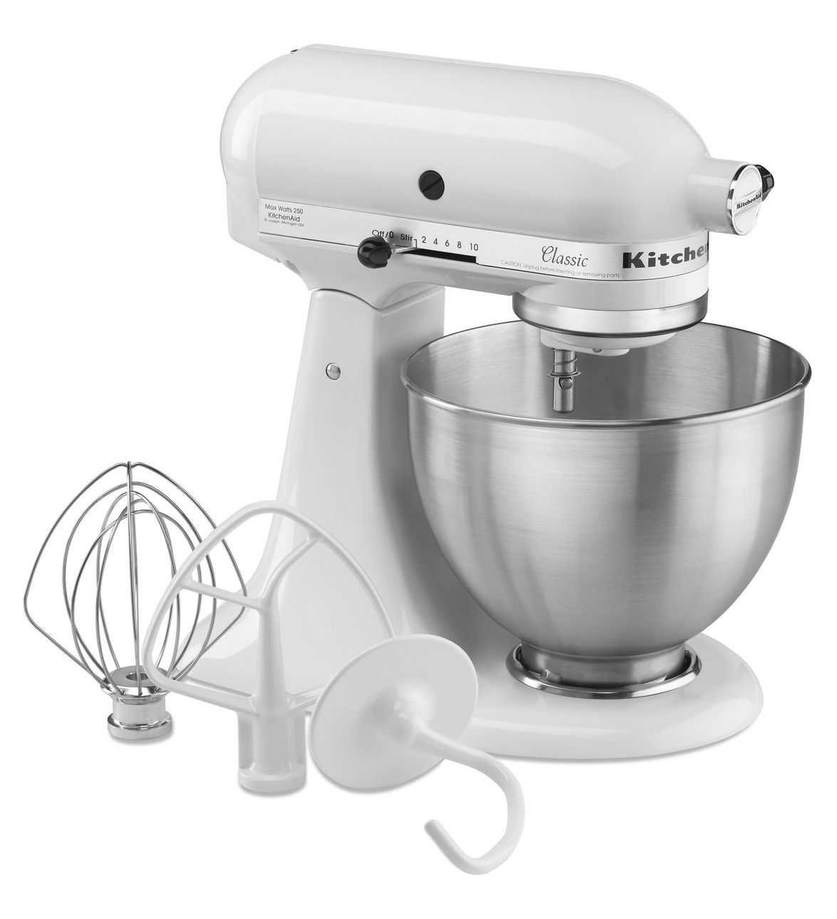 Kitchenaid Clic Series 4 5 Quart Tilt Head