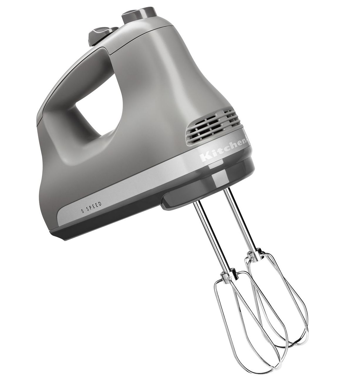Kitchenaid 174 5 Speed Ultra Power Hand Mixer Khm512 Ebay