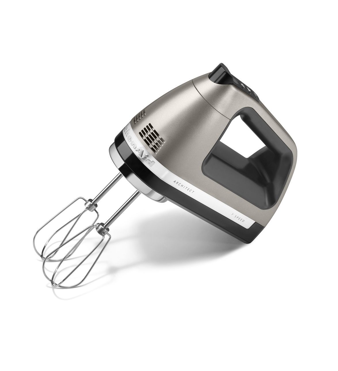 kitchenaid 7 speed digital hand mixer white rrkhm7 - Kitchen Aid Hand Mixer