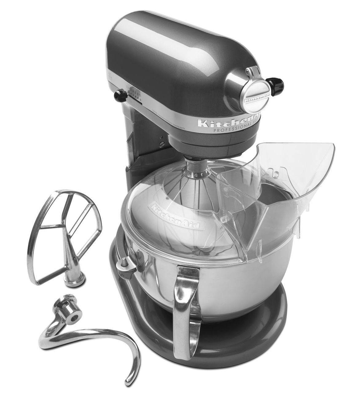 KitchenAid RKP26M1XBU Cobalt Blue 6-quart Pro 600 Bowl-lift Stand ...